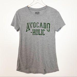 Avocado-holic NWT Graphic Tee Small